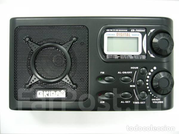 RADIO FM/AM DIGITAL - NUEVA (Radios, Gramófonos, Grabadoras y Otros - Transistores, Pick-ups y Otros)