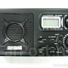 Radios antiguas: RADIO FM/AM DIGITAL - NUEVA. Lote 274670258