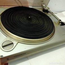 Radios antiguas: TOCADISCOS PHILIPS VINTAGE F7112 SYNCRHO DRIVE.. Lote 274929353