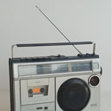 Rádios antigos: RADIO CASSETTE SANYO MADE IN JAPAN. M 2429 F.. Lote 275119678