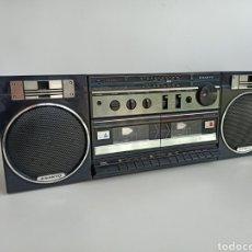 Rádios antigos: RADIO CASSETTE BOOM BOX SANYO. M W170 K.. Lote 275128798