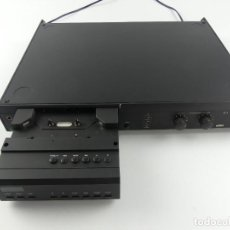 Rádios antigos: BRAUN C 1 CASSETTE DECK. Lote 275179548