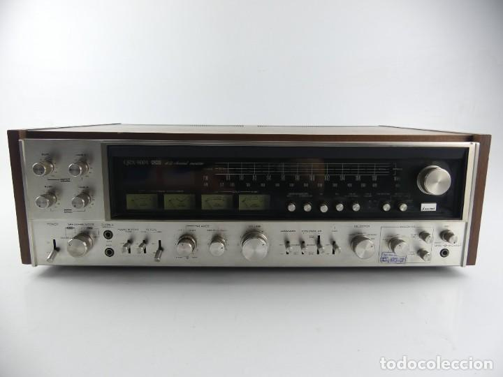 SANSUI QRX 9001 - AMPLIFICADOR / RECEIVER CUADROFONICO 4 CHANNEL AM / FM - JAPON - VINTAGE (Radios, Gramófonos, Grabadoras y Otros - Transistores, Pick-ups y Otros)