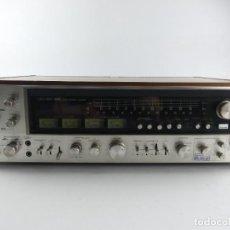 Rádios antigos: SANSUI QRX 9001 - AMPLIFICADOR / RECEIVER CUADROFONICO 4 CHANNEL AM / FM - JAPON - VINTAGE. Lote 275179983