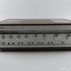 Rádios antigos: STEREO RECEIVER AMPLIFICADOR YAMAHA - CR-820. Lote 275181698