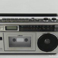 Rádios antigos: RADIO TRANSISTOR CASSETTE SANYO M 1950F. Lote 275185363