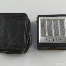 Rádios antigos: VINTAGE RADIO TRANSISTOR DE BOLSILLO MARCA ORION SUPER MICRO 7. Lote 275185898