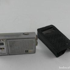 Rádios antigos: VINTAGE RADIO RELOJ TRANSISTOR DE BOLSILLO MARCA DAILY MATE. Lote 275186278