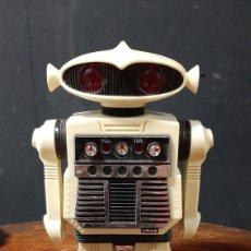 Rádios antigos: ROBOT RADIO STAR COMMAND I-E-1-2,M.S. STARROID,MADE IN HONG KONG,AÑO 1977. Lote 275196048
