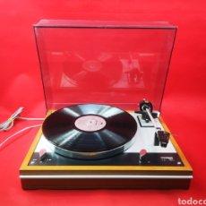 Radios antiguas: TOCADISCOS THORENS TD 160. Lote 275198253
