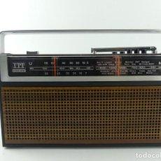 Rádios antigos: VINTAGE RADIO TRANSISTOR MARCA ITT MODEL TEDDY AUTOMATIC 103. Lote 275315003