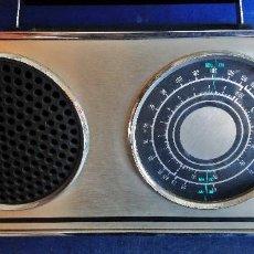 Radios antiguas: RADIO VINTAGE INTER EUROMODUL 118 SPAIN. AÑOS 1970. Lote 276226423