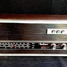 Rádios antigos: RADIO INTER FONO GRABADOR AÑOS 60. Lote 276472253