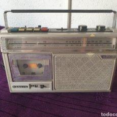 Rádios antigos: ANTIGUA RADIO CASSET SANYO. Lote 276928993
