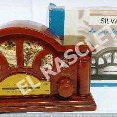 Radio antiche: ANTIGÜA REPRODUCIÓN DE RADIO ANTIGÜA MARCA SOGO MODEL SS-82 A PILAS. Lote 276949033