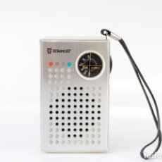 Radios antiguas: RADIO DE LOS AÑOS 70 DE LA MARCA AMERICANA TEMPEST. Lote 277273018