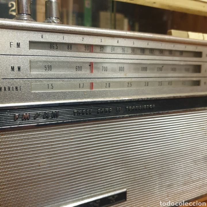 Radios antiguas: Radio Sony TFM 116 A - Foto 2 - 277474623