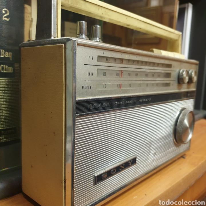 Radios antiguas: Radio Sony TFM 116 A - Foto 3 - 277474623