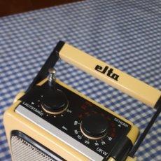 Radios antiguas: RADIO-TRANSISTOR ELTA 3445.. Lote 277821508