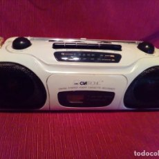 Radios antiguas: RADIO-CASSETTE CLATRONIC. Lote 278164968