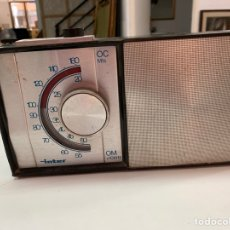 Radios antiguas: RADIO TRANSISTOR INTER. E26B.. Lote 278178273