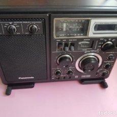 Radios antiguas: RADIO-PANASONIC WORLD RECEIVER DR29-AUDÍFONO-IMPRESIONANTE-CABLE-DISPLAY-COLECCIONISTAS-EXCELENTE.. Lote 278281743
