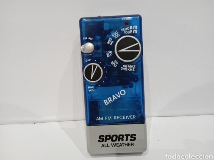RADIO TRANSISTOR SPORTS (Radios, Gramófonos, Grabadoras y Otros - Transistores, Pick-ups y Otros)
