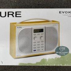 Radios antiguas: PURE EVOKE 2-S.. Lote 279563133