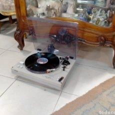Radios antiguas: TOCADISCOS SONY PS-11W REF-339. Lote 279563923