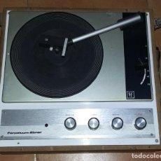 Radios antiguas: TOCADISCOS PERPETUUM - EBNER. FUNCIONA.. Lote 279567523