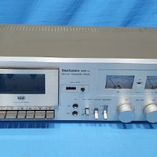 Radios antiguas: TECHNICS M6 MK2 STEREO CASSETTE DECK. Lote 279593103