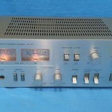 Radios antiguas: AMPLIFICADOR TECHNICS STEREO INTEGRATED AMPLIFIER SU-Z2. Lote 279593783