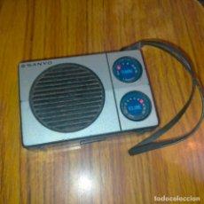 Radios antiguas: TRADIO TRANSMISOR SANYO PARA PUESTA A PUNTO O PARA PIEZAS RETRO VINTAGE. Lote 280110643
