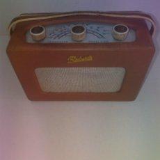 Radios antiguas: PRECIOSO VINTAGE RADIO TRANSISTOR ROBERTS AÑOS 50´S. Lote 280116683