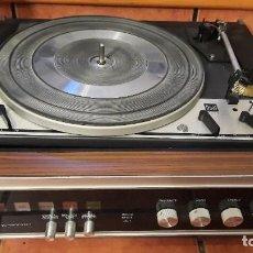 Radios antiguas: TOCADISCOS BETTOR EF - 53 POR REPARAR AGUJA DUAL DN 6 650. Lote 280281913