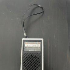 Radios antiguas: RADIO ANTIGUA SANYO. Lote 281028253
