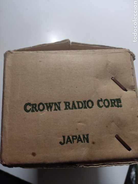 Radios antiguas: ADAPTADOR CROWN PARA MICRO TV model TAD 2 Japan - Foto 10 - 281840363