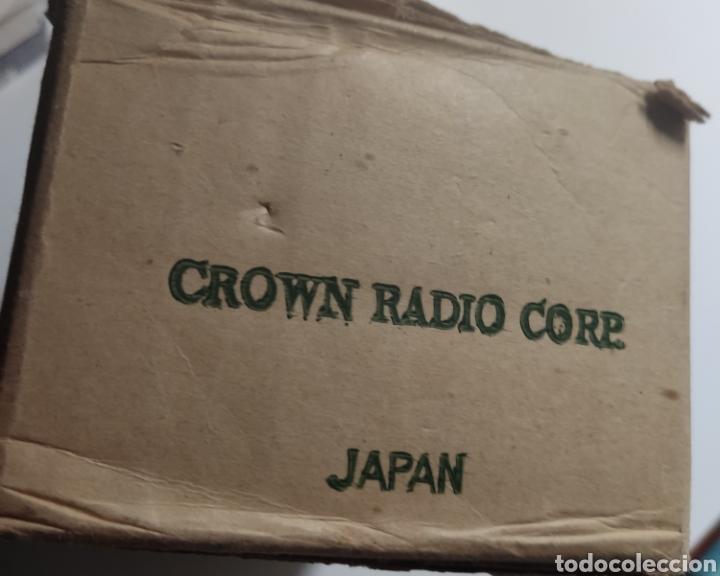 Radios antiguas: ADAPTADOR CROWN PARA MICRO TV model TAD 2 Japan - Foto 11 - 281840363