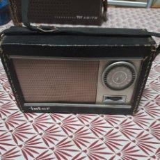 Radios antiguas: RADIO INTER AM MODELO 128 FUNCIONANDO PERFECTAMENTE. Lote 283235428