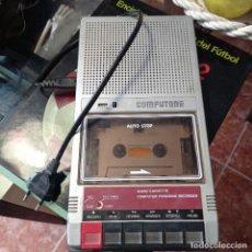 Radio antiche: CASSETTE COMPUTONE CRC-1001 REPRODUCTOR GRABADOR SIN COMPROBAR. Lote 283314063