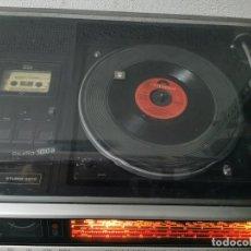 Radios antiguas: RADIOCASSETTE TOCADISCOS GRUNDIG STUDIO 3010. Lote 283351883