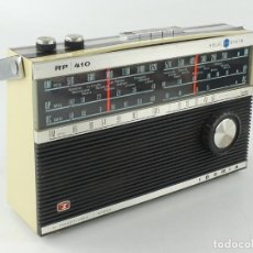 Radios antiguas: RADIO TRANSISTOR IBERIA RP-410. Lote 284798563
