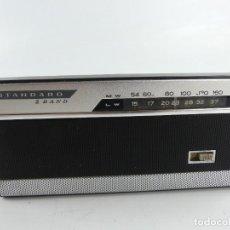 Radio antiche: STANDARD RADIO SR-H105L. Lote 284799488