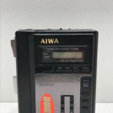 Radios antiguas: WALKMAN AIWA HS T70. Lote 285109563