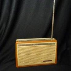 Radios antiguas: ANTIGUO TRANSISTOR ASKAR - FUNCIONA, AÑOS 1960, RADIO. Lote 285365198