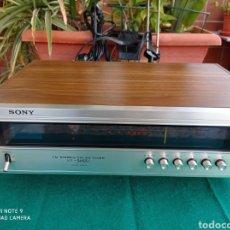 Radios antiguas: SINTONIZADOR RADIO SONY ST-5055L. Lote 285526503