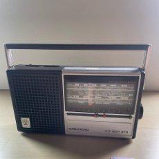 Radios antiguas: RADIO GRUNDIG HIT BOY 310 VINTAGE. Lote 286001908