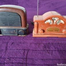 Radios Anciennes: ANTIGUOS RADIOS PEQUEÑOS. Lote 286153433