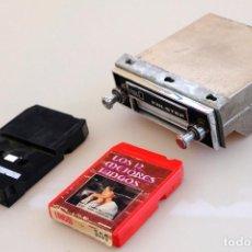 Radios antiguas: AUTOR RADIO CASSETTE 8 PISTAS KOLSTER. Lote 286262653
