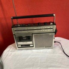Radio antiche: ANTIGUO RADIO SANYO . EXCELENTE ESTADO . SOLO FUNCIONA EL RADIO . LEER LA DESCRIPCIÓN. Lote 286309763